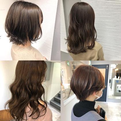 💖1番人気💖似合わせカット+ケアカラー+oggiottoマスクトリートメント✨似合う髪型、髪色、ぜひ一度ご相談下さい