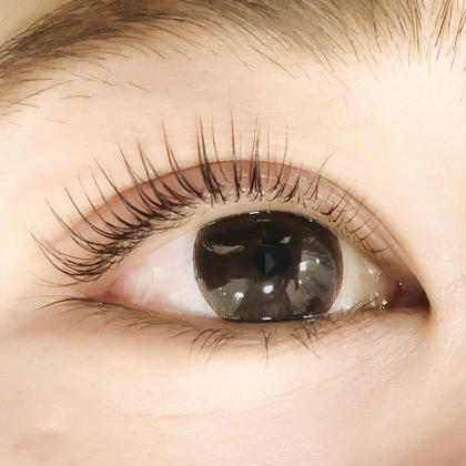 目元に優しいまつ毛パーマ🌹化粧品登録カール剤