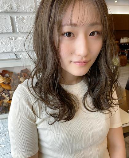 ✨『根元のプリンが気になる·····』方におすすめ✨リタッチカラークーポン⇒カット+リタッチカラー ¥5500