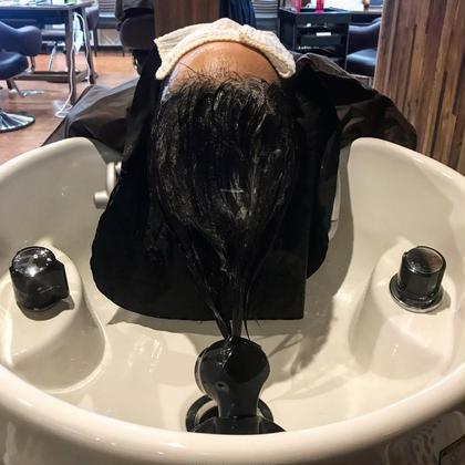 頭皮スッキリ🤩濃密炭酸!極上ヘッドスパ