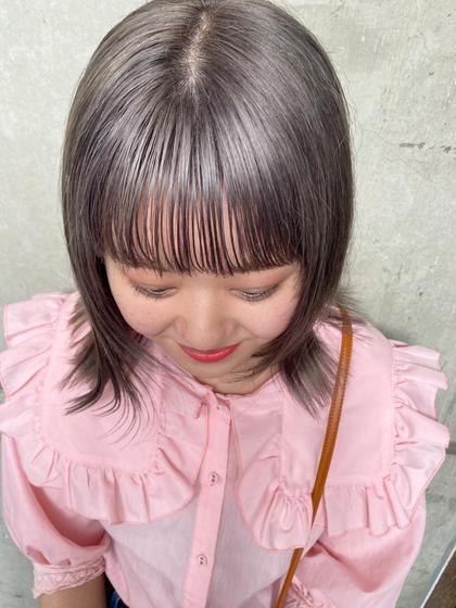 🏳️🌈前髪cut🏳️🌈