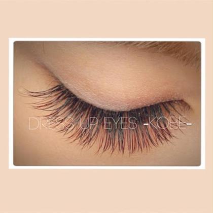 チェリーブラウンMix 赤みかかったブラウンなので可愛い印象になります♡ Frill Eye Beauty 神戸元町店所属・FrillEye Beautyのフォト