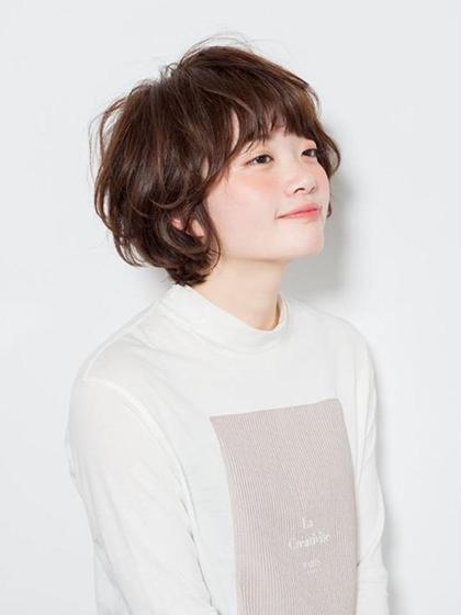 ゆるふわパーマスタイル☆ keep hair design所属・甲田粋愛のスタイル