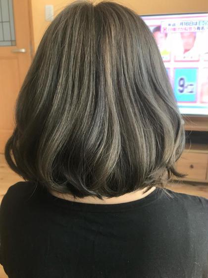 cecilehair所属・黒田紗貴のスタイル