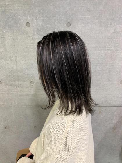 🐭1月限定🐭新規ハイライト代無料¥5000🌟前髪カット+ハイライト+選べる3stpトリートメント‼️