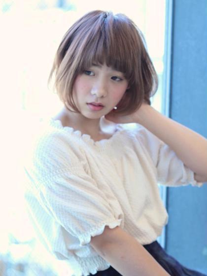 透明感溢れるアッシュカラー☆ neolive occhi所属・宮澤健のスタイル