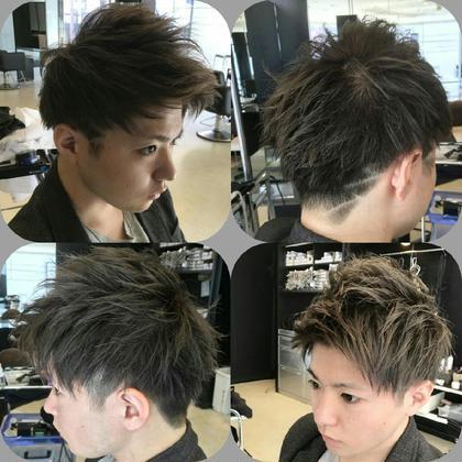 STREET系ショート Agu hair three所属・かねこいつきのスタイル