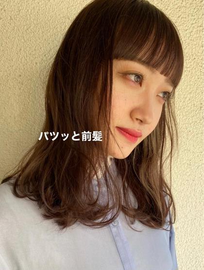 【Pia】前髪カットクーポン✂︎