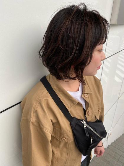 【大人気☘】似合せカット☆