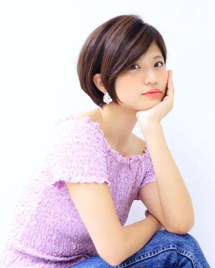 <初めての方 土日>☆超人気☆イルミナカラー+スタイリング 6300円