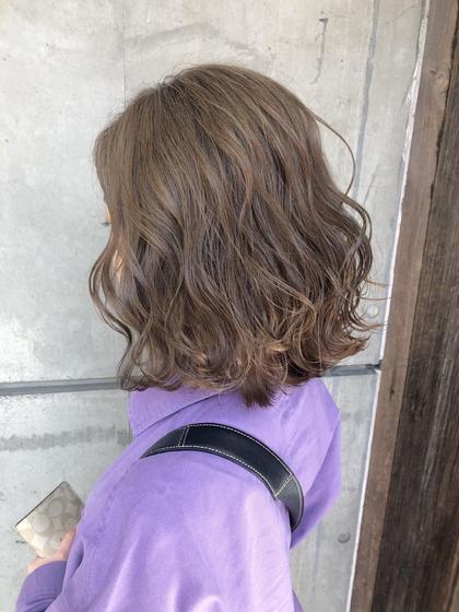 🧸髪を傷ませないツヤ髪イルミナカラー🧸