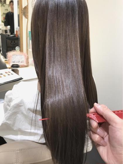【髪のメンテナンス】プチ髪質改善☆