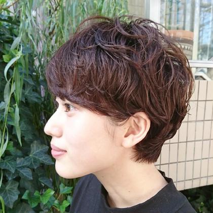 HAIRSALON nuance所属の渋川晴香のヘアカタログ