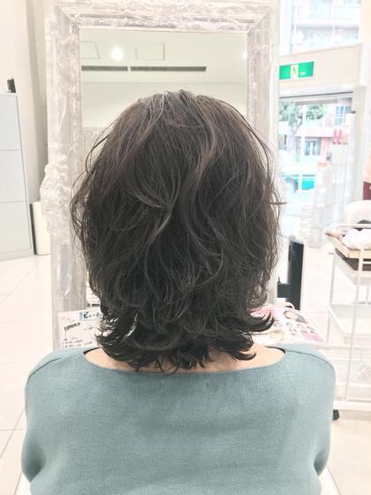 Ash新杉田店所属・田中慎也のスタイル