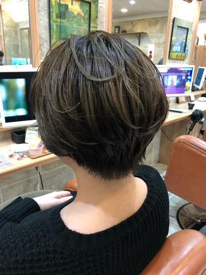 ☘前髪カット+イルミナカラーorアディクシーカラー+高保湿トリートメント☘