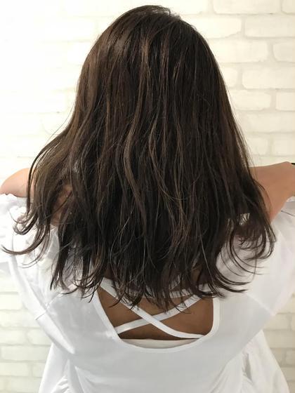 「フルコース❣️」✨似合わせカット+スロウカラー+ナチュラルふんわりストレートor縮毛矯正+潤いトリートメント✨