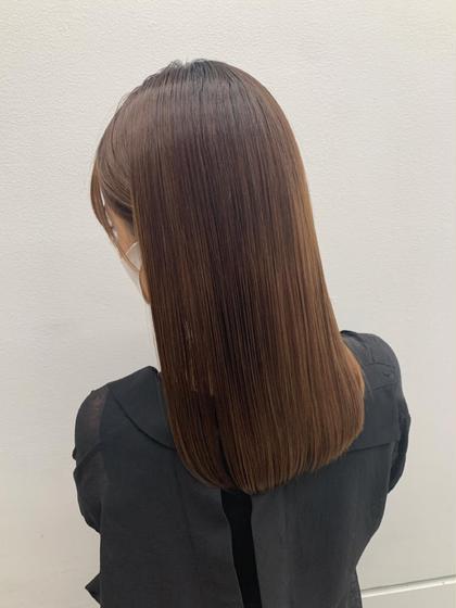 🌈髪質改善💯酸熱トリートメント本日限定!🌈