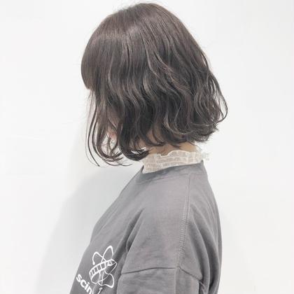 【夏限定カラークーポン🌈】カラー + トリートメント