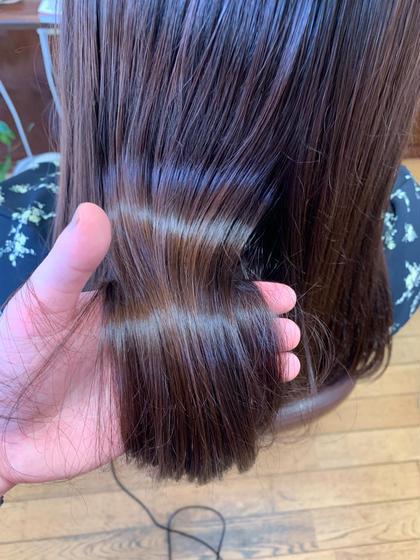 【テレビ話題🔥】髪質改善サイエンスアクア&骨格矯正カット