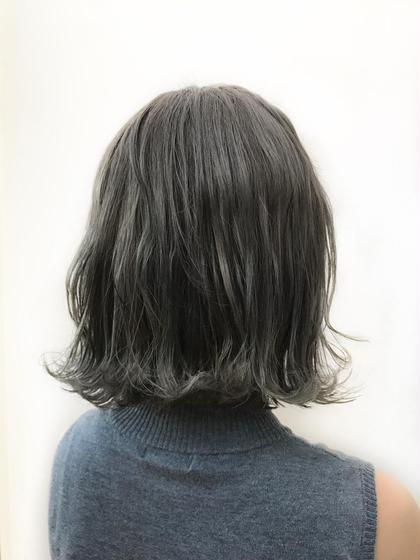 ❣️艶やかボタニカルカラー&UVコーティングトリートメント☆UVスプレー付き