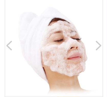 【お肌を真皮から活性化!】炭酸パックエステ♪