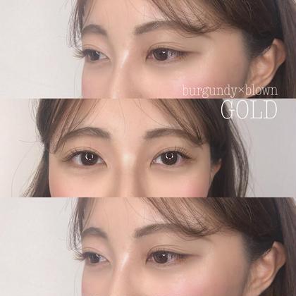 🌈平日限定color eye lash🌈 100本〜4000円‼️