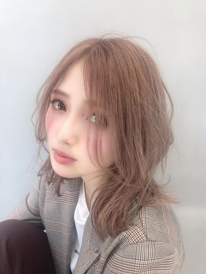💫人気 No.1💫【minimo限定】🌟カット+カラー(リタッチ)+スチームTR🌟