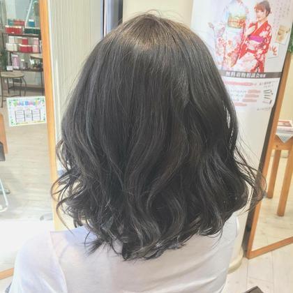 フォルテパームス店所属・スタイリスト✂️小野由梨乃のスタイル