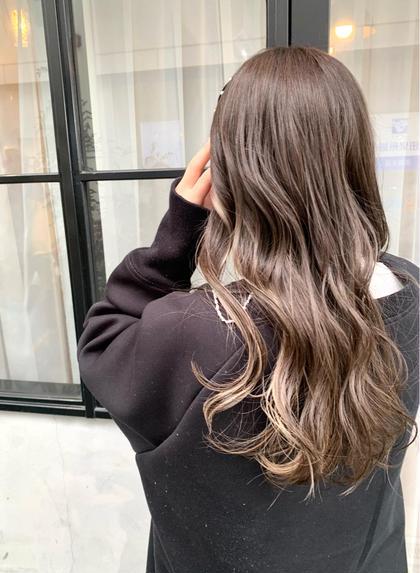 🌼初回限定🌼50%off❣️【オーダーメイドカラー + 髪質改善トリートメント】