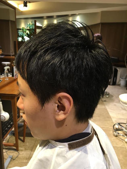 SPICEAVEDAコピス吉祥寺店所属・林雄太のスタイル
