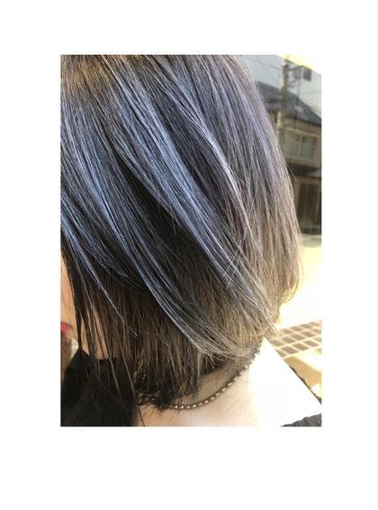 Colette HAIR所属・田中アヤノのスタイル
