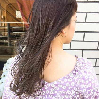 ハイライトカラー* hair salon SiSTA所属・大杉真子のスタイル