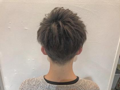 ✨メンズ限定✨カット&オリジナルヘアカラー