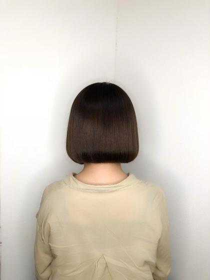 髪質改善改善⭐️うる艶質感ストレート+似合せカット 初回限定価格!お客様の髪質に合わせ、低ダメージストレートに致します!