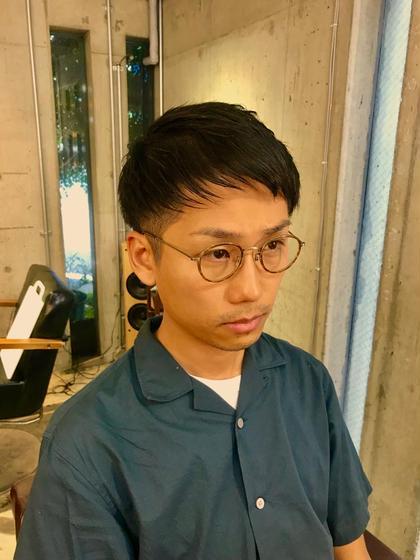 クレンジングヘッドスパ+カット✂︎(頭皮環境改善ヘッドマッサージ付) ¥3900