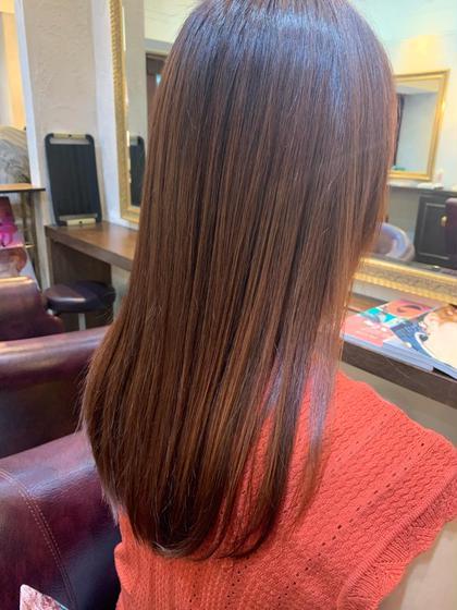 🌐髪質改善🌐酸熱トリートメント
