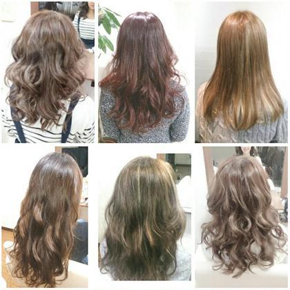Wカラー&インナーカラー☆ Hair Salon Noa所属・有村慶子のスタイル