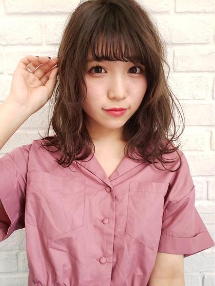 人気no1‼️店長カット & イルミナカラー&艶髪トリートメント