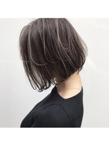木下翼のショートのヘアスタイル