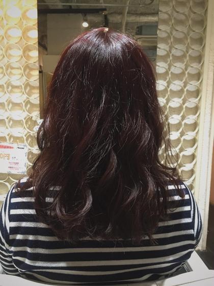 ピンクブラウン MASHU所属・岡崎克紀のスタイル