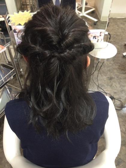 ヘアーメイクWiLL 江坂店所属・大桑美紀のスタイル