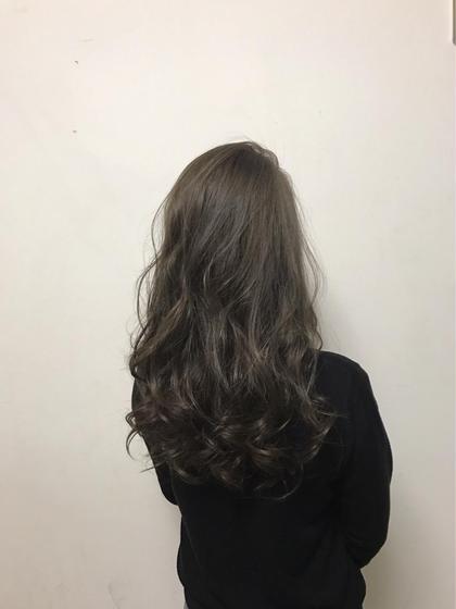 イルミナカラーフォレスト Dear Hair Make所属・小川裕太のスタイル