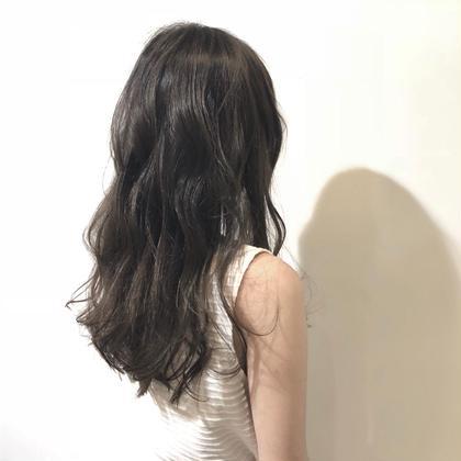 グレージュカラー👌 urayathesalon所属・松永豊樹のスタイル