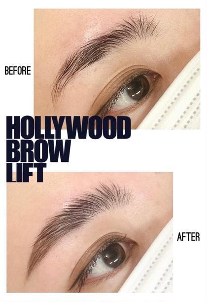 【オープン記念】ハリウッドブロウリフト+wax脱毛★マスク生活だからこそ眉毛(アイブロウ)を美眉に!!SNSで話題沸騰中