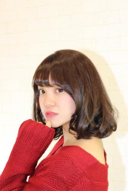 《人気NO.1》【ケアLv15】カット+アッシュorブラウン系カラー+ムコタ生トリートメント