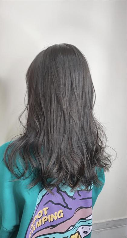 新生活クーポン⭐️黒染めを使わない暗髪🌸🐝【ロング料金なし】カットは+1500円