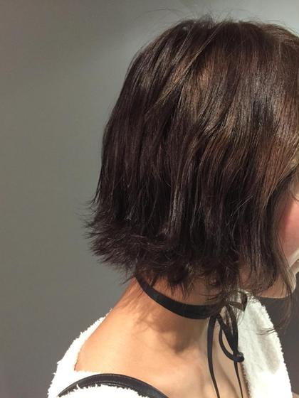 NERO HAIR AND LIFESTORE所属・佐藤沙羅のスタイル