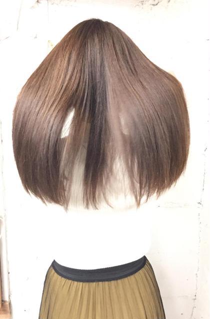 【髪質改善トリートメント】ダメージ専用 最新トリートメント♫風になびく美しい髪にしませんか? シャンプー別¥550