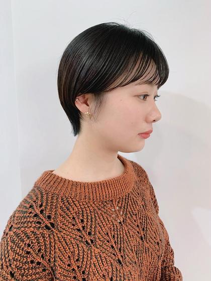 似合わせショートヘア【初回限定】