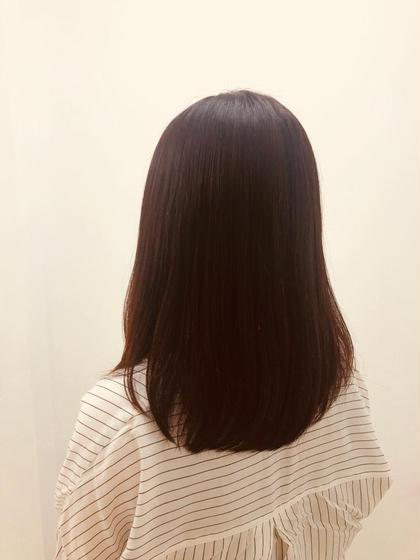 ❣️艶髪❣️うる艶カラー✨